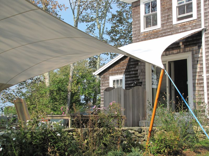 Project Spotlight September 2011 Tension Awning
